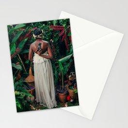 Teesa Back Stationery Cards