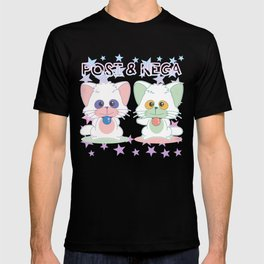 Creamy Mami: Posi and Nega T-shirt