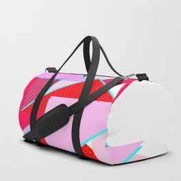 Hello Mountains - Flowering Slopes Duffle Bag