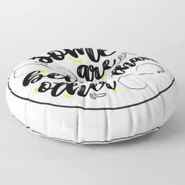 The Fault in our Stars: Infinities Floor Pillow