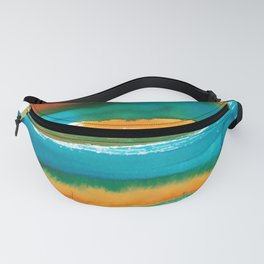 6  | 190626 | Melting In Colours Fanny Pack