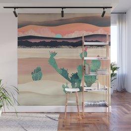 Desert Dawn Wall Mural