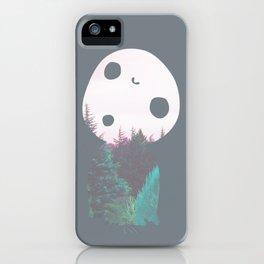 Dreamland Kodama iPhone Case