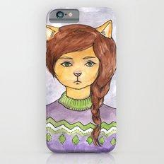 Plait Cat Slim Case iPhone 6s