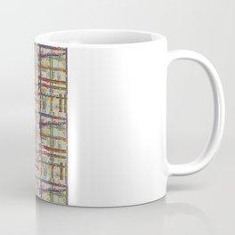 Midtown Plaid XL Coffee Mug