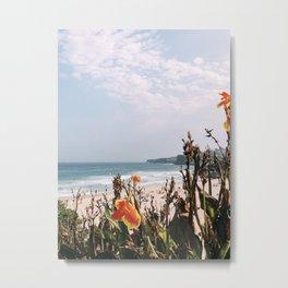 Tamarama Beach Metal Print