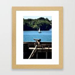 Take Aim Framed Art Print