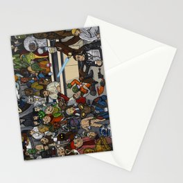 The Mos Eisley Cantina Stationery Cards
