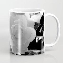 Petals B&W Coffee Mug