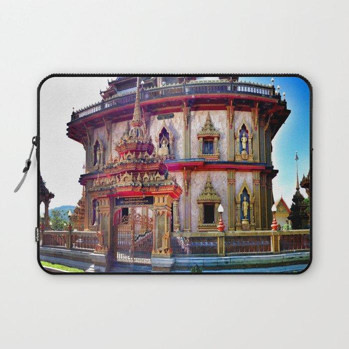 Wat Chalong Laptop Sleeve