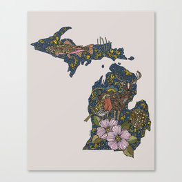Michigan Canvas Print