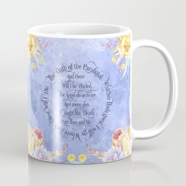 The Oath of the Parabatai Coffee Mug