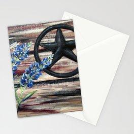 Blue Bonnets Stationery Cards