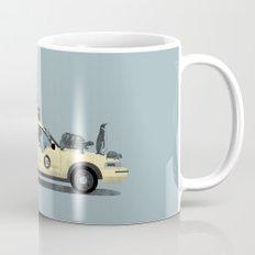 1-800-TAXI-DERMY Mug
