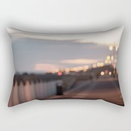January Dazzler Rectangular Pillow