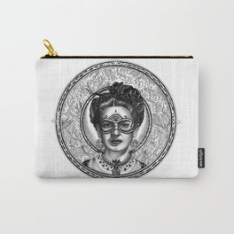 FRIDA SAVAGGE. Carry-All Pouch