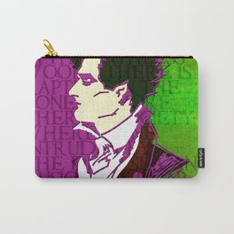 LORD BYRON, POET, HELLRAISER AND MADMAN Carry-All Pouch