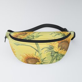 Sunflowers 2 Fanny Pack