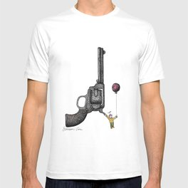 Son of a Gun Pun T-shirt