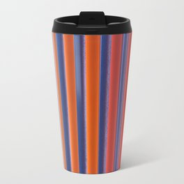 Hot & Cold Stripes Travel Mug