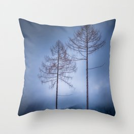Mariazell, Austria Throw Pillow