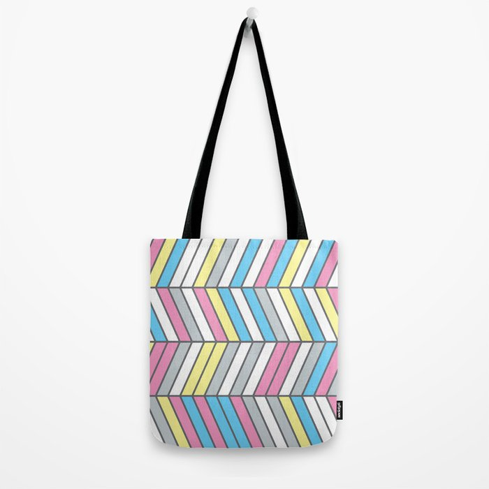 Four Colour Process Tote Bag