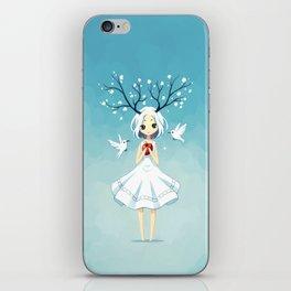 Spring Fairy iPhone Skin