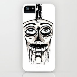 Now Serving iPhone Case