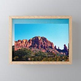 Sedona, Arizona Framed Mini Art Print
