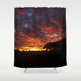 Sunset #2 Shower Curtain