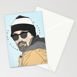 What's Going on Here Stationery Cards