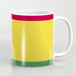 Bolivia flag emblem Coffee Mug