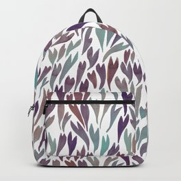 Mermaid Tails Watercolour   Retro Palette Backpack