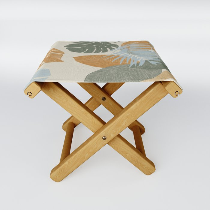 It's a Jungle Out There Folding Stool