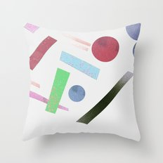 Geometry 4 Throw Pillow