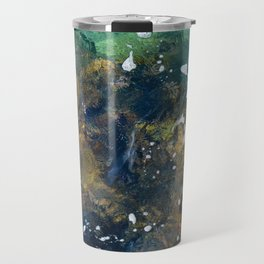 10,000 emerald pools Travel Mug