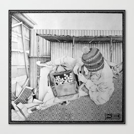 KAN Canvas Print
