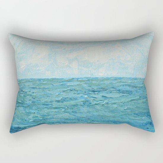 Out to Sea Rectangular Pillow