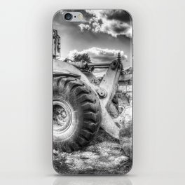 Bulldozer Machine from Earth iPhone Skin