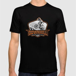 Donwhill Mountain Bike Never gets old T-shirt