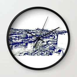 Sketched 5 Wall Clock