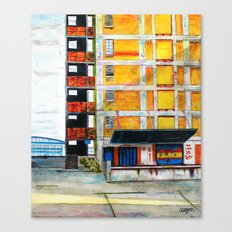 Chambers 02 Canvas Print