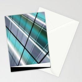 Tartan Design 2 Stationery Cards