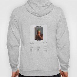 Frank -  Blonde - Ocean - Album Illustration Hip Hop Hoody