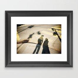 Dolores Street Framed Art Print