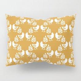 SCANDINAVIAN BIRDS Pillow Sham