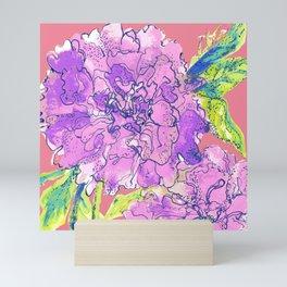 Peony, Summer 2019 Mini Art Print