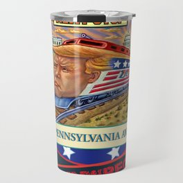 Trump Train Travel Mug