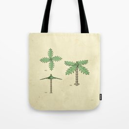 Lego Tree Tote Bag