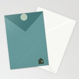 Le Chalet Stationery Cards